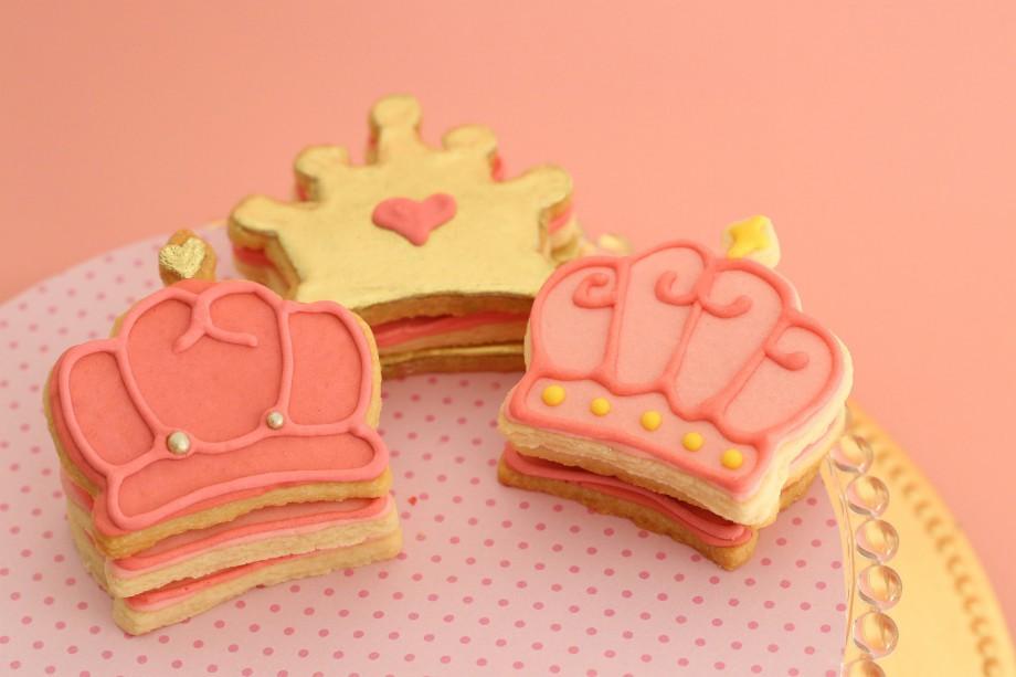 Biscoitos Decorados Coroas Princesas 02-min