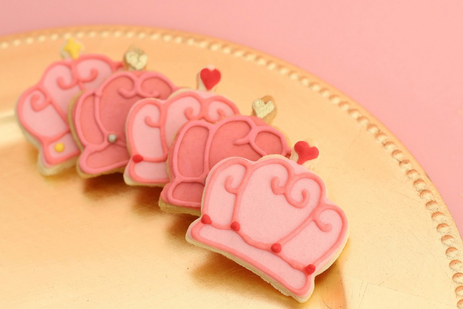 Biscoitos Decorados Coroas Princesas 03-min