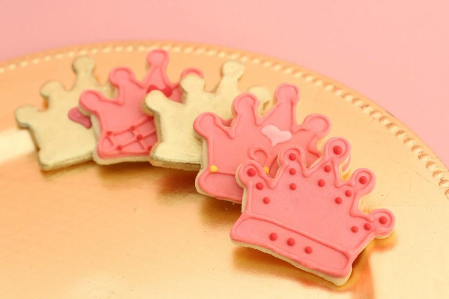Biscoitos Decorados Coroas Princesas 04-min