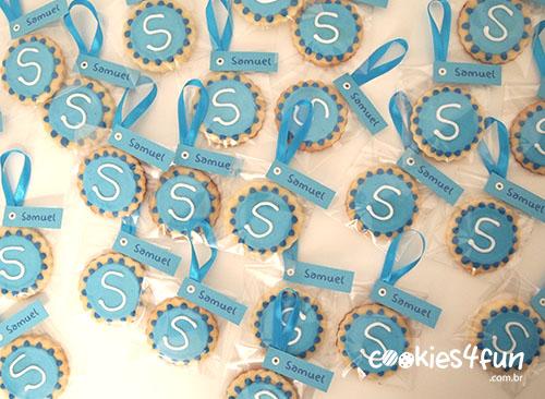 Biscoitos para Maternidade