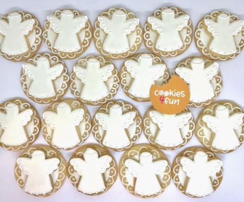 Biscoitos Anjinhos